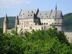 A Day Trip in the North of Luxembourg