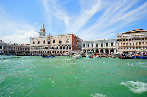 Narrow Streets and Highlights of Venice