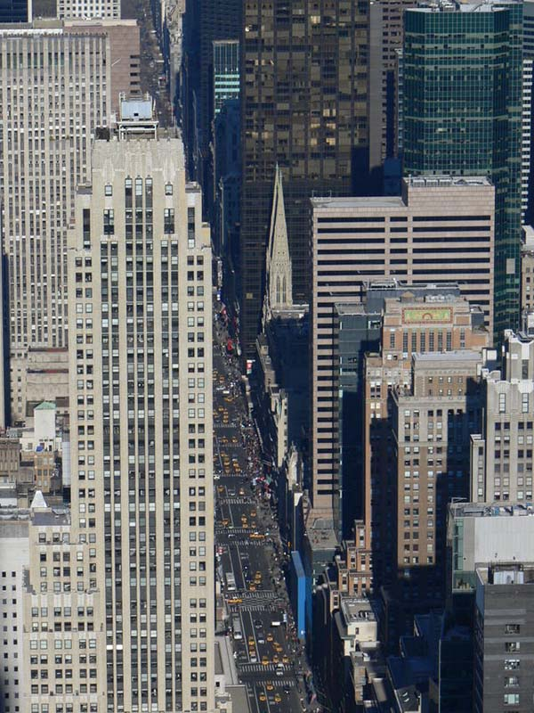 5th Avenue in New York, United States