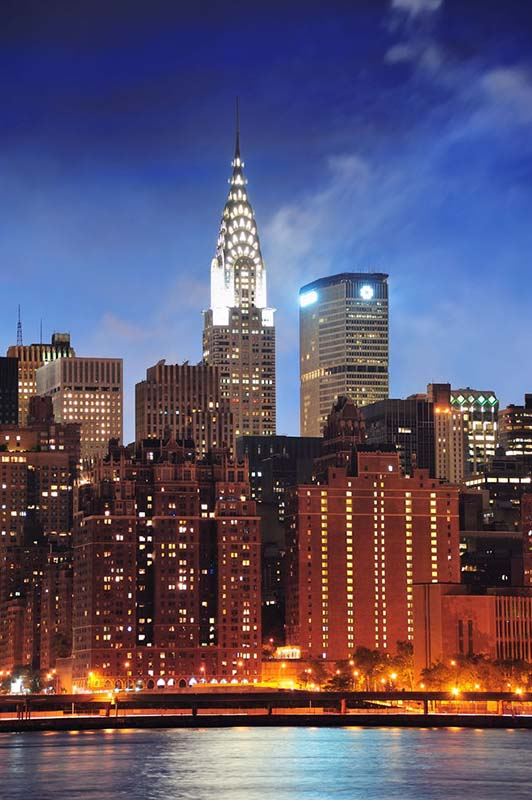 Chrysler Building in New York, United States