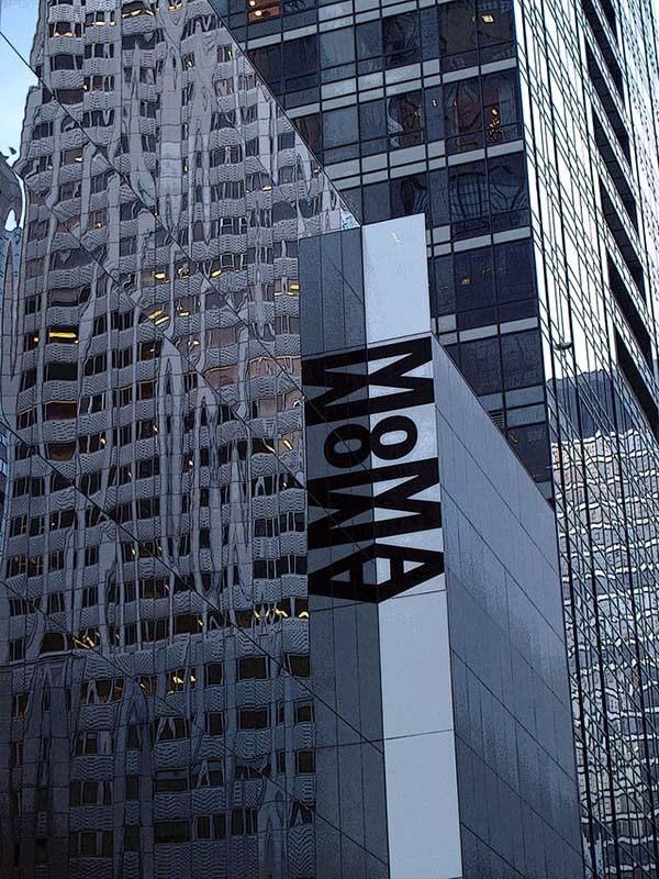 Museum of Modern Art in New York, United States