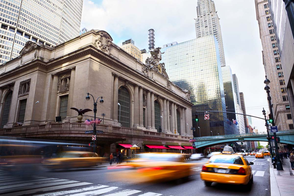 Grand Central Terminal in New York, United States