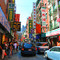 Chinatown in New York, United States
