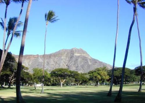 Diamond Head Crater, Honolulu