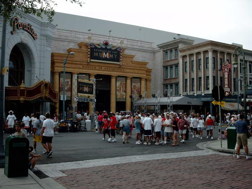 Universal Studios Orlando in Orlando, United States