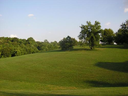 Cherokee Park in Louisville, United States