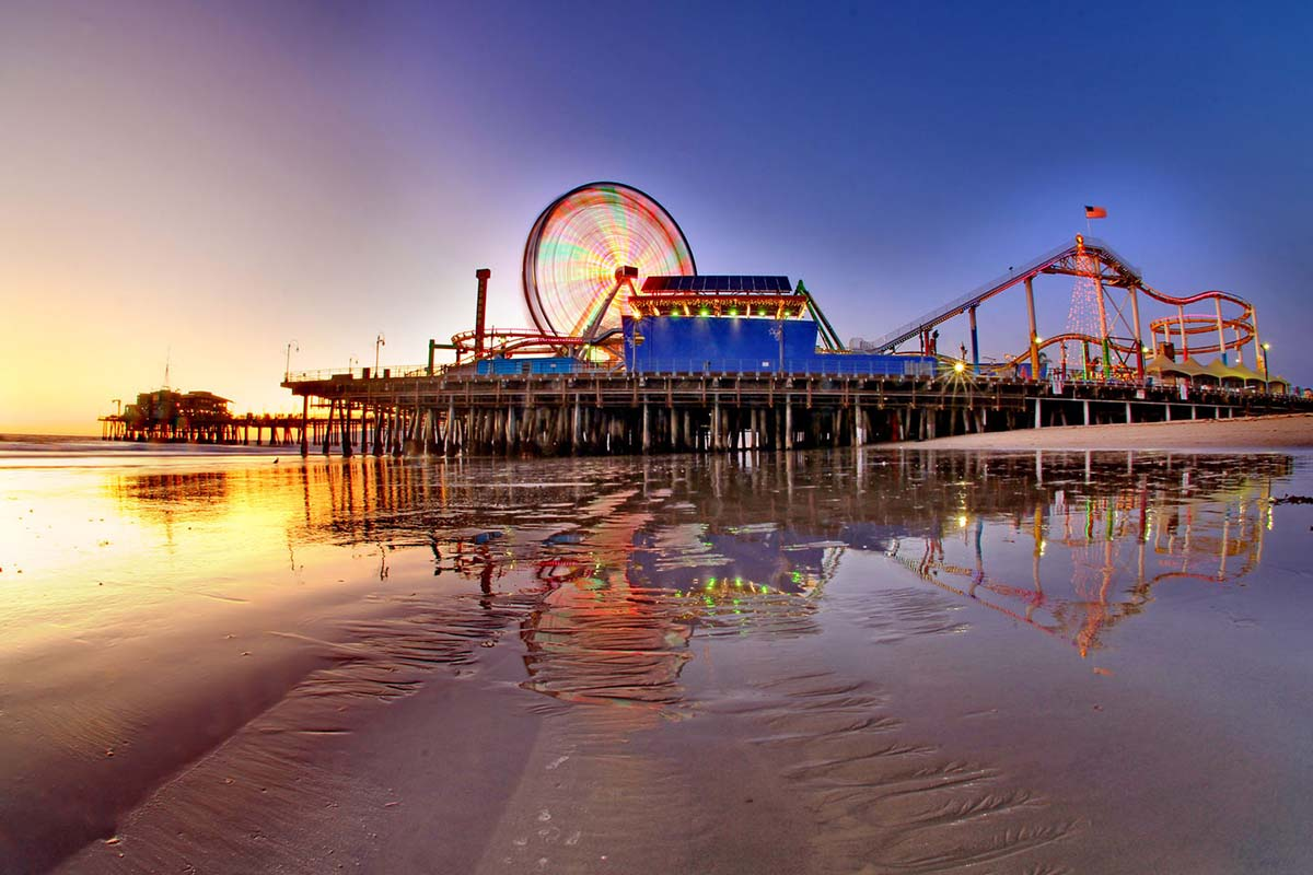Afternoon In Santa Monica Sygic Travel
