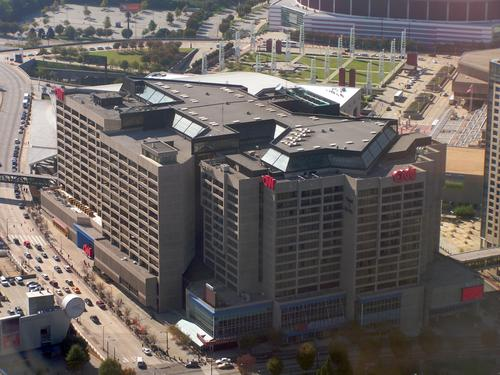 CNN Center Atlanta in Atlanta, United States