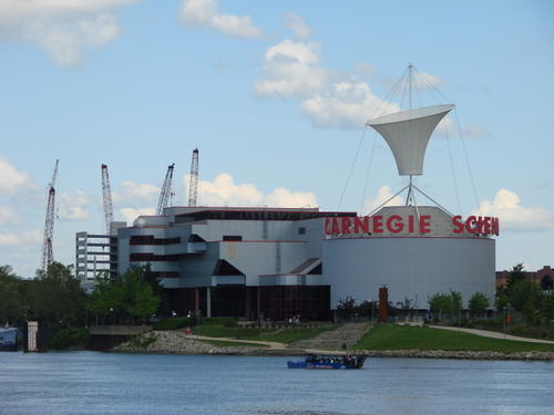 Carnegie Science Center in Pittsburgh, United States