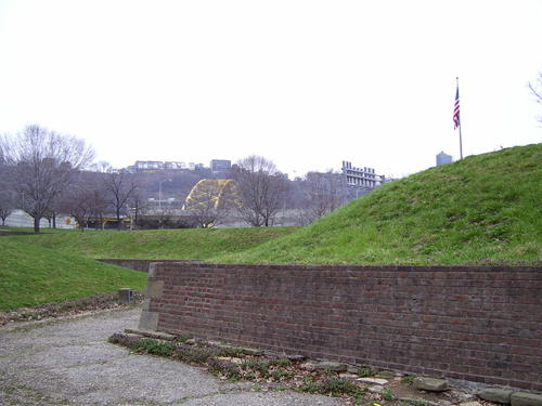 Fort Pitt Museum in Pittsburgh, United States