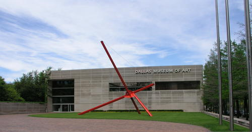 Dallas Museum of Art in Dallas, United States