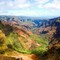 Waimea Canyon in United States