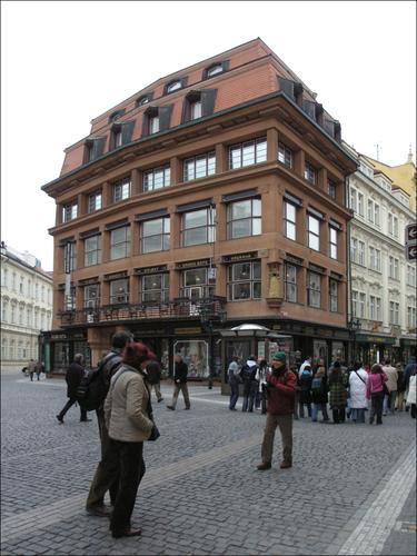 House of the Black Madonna Prague in Prague, Czech Republic