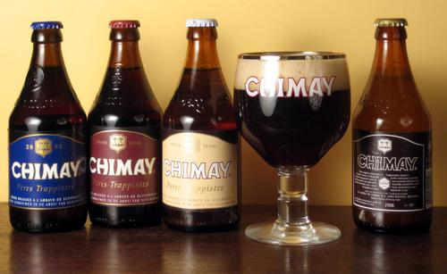 Chimay Brewery in Belgium