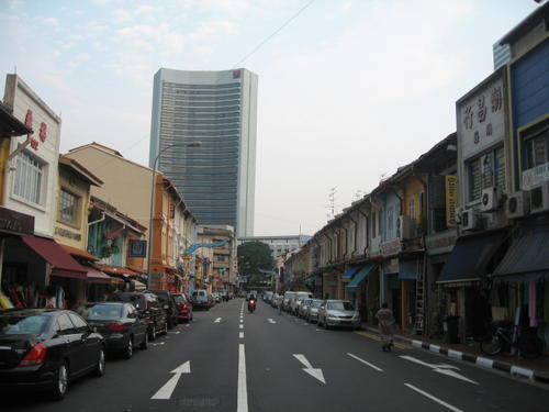 Arab Street in Singapore, Singapore