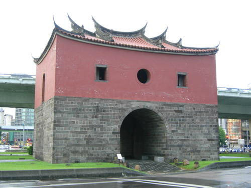 North Gate in Taipei, Taiwan