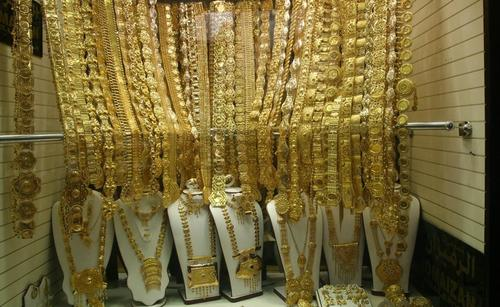 Gold Souk in Dubai, United Arab Emirates