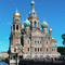 Church of Our Savior on the Spilled Blood, St.Petersburg