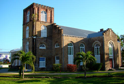 St John's Cathedral in Belize City, Belize