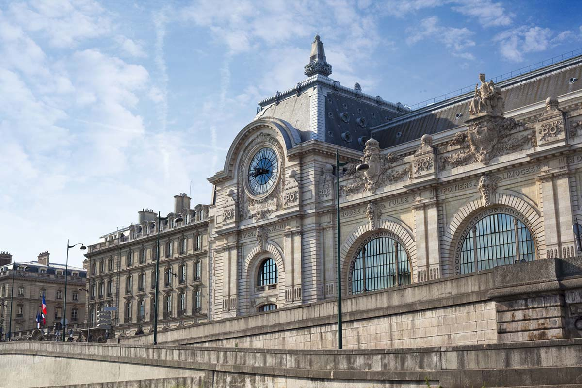 The Orsay Museum in Paris, France