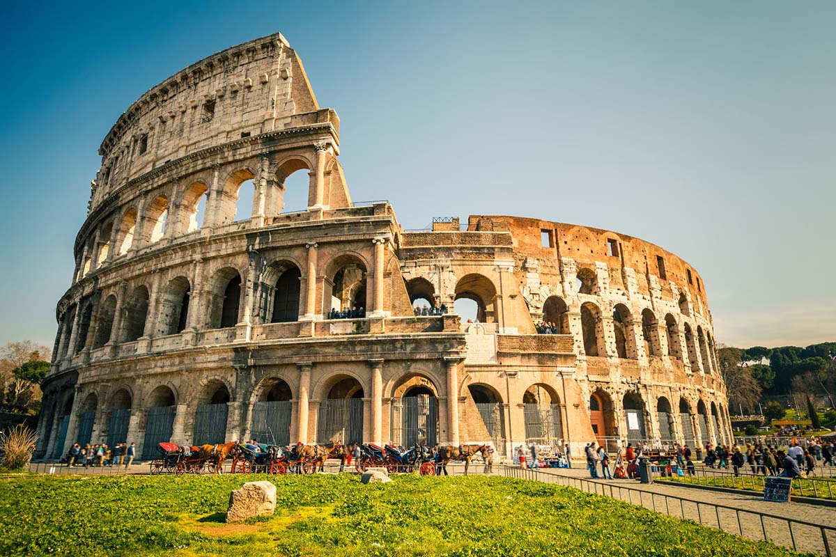 The best of rome trip plan tripomatic for Rome in rome