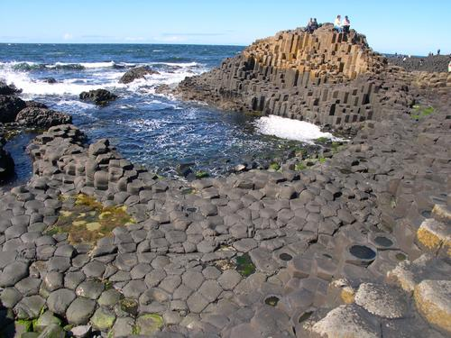 Giant&#039;s Causeway in United Kingdom