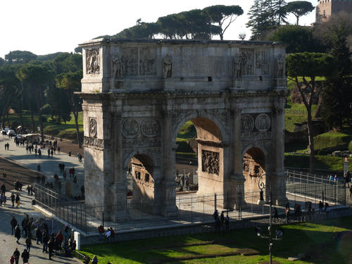 Ancient Rome Walking Tour (3 hours)