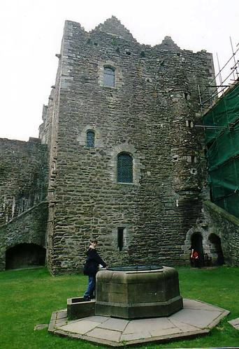 Doune Castle in United Kingdom