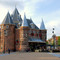Waag in Amsterdam, Netherlands