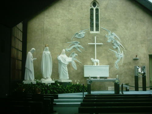 Knock Shrine in Ireland
