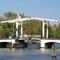 Skinny Bridge, Amsterdam