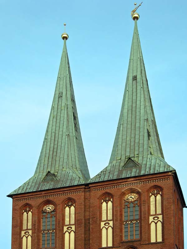 Church of St. Nicholas in Berlin, Germany